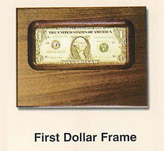 solid walnut frames frames hinged to plaque all frame sizes available in oval and rectangular - Dollar Picture Frames
